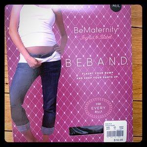Beband for bellies M/L black
